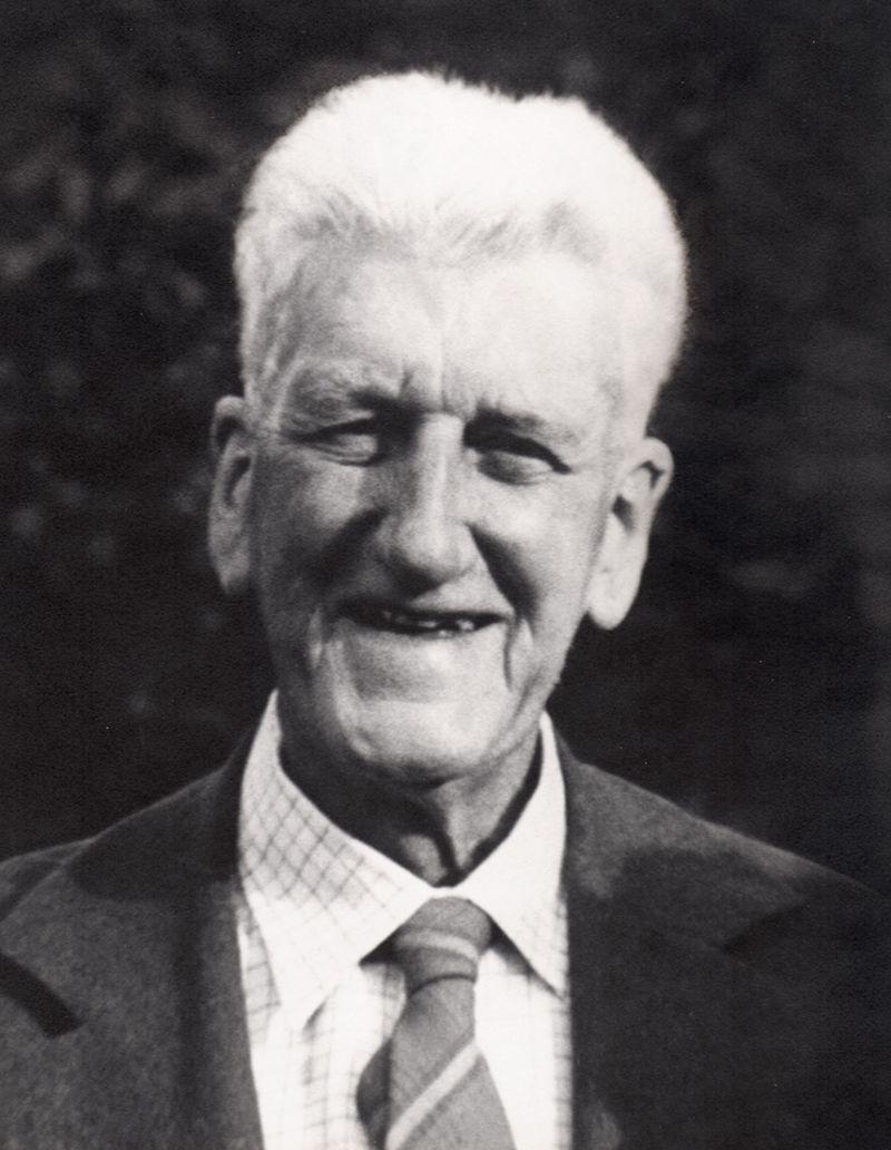 Photograph of Sir Lewis Harris